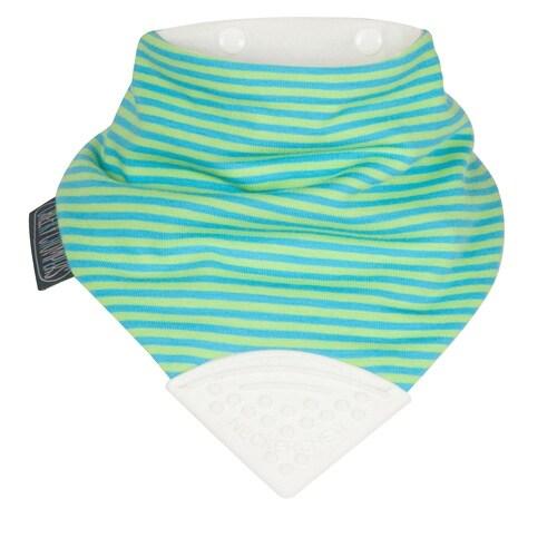 Cheeky Chompers-2751-Uni-Stripe Teething Bib