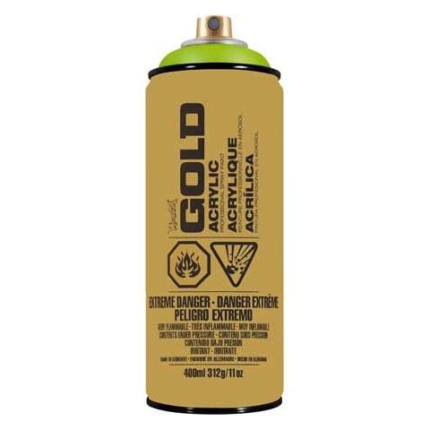 Shop Montana Cans Montana Gold Spray Color Canadian Label 100