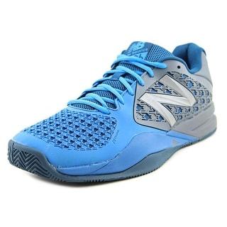 New Balance MC996 Men Round Toe Synthetic Gray Tennis Shoe