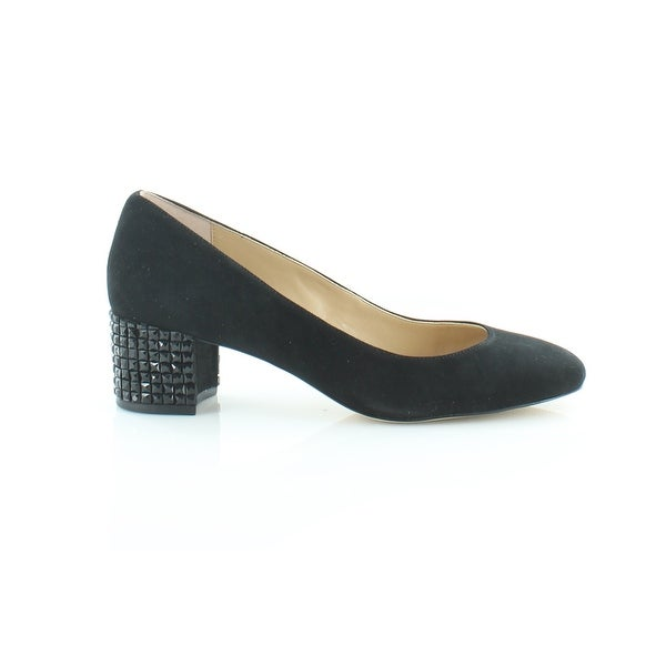 Michael Kors Arabella Kitten Pump Women's Heels Black