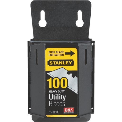 Stanley Knife Blade 11-921A Unit: CARD
