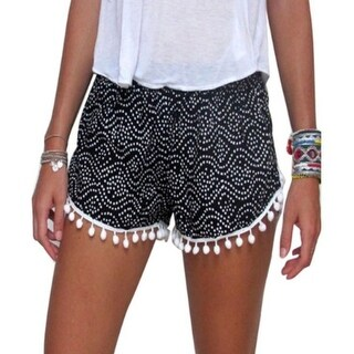 Lady's Sexy Summer Casual Shorts High Waist Short Beach