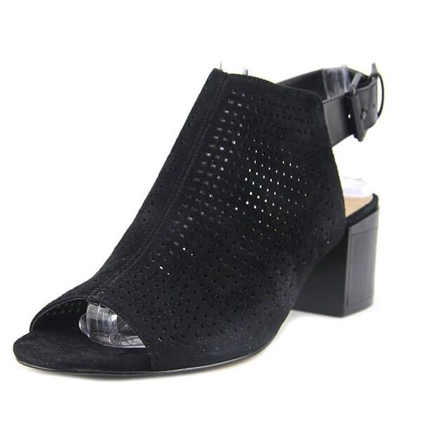 Gunmetal Darcy Black Sandals