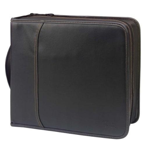 """Case Logic 49950M Case Logic KSW-208 Koskin 224 Capacity CD/DVD Prosleeve Wallet (Black)"""