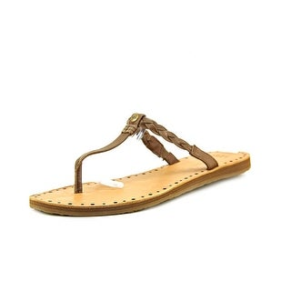 Ugg Australia Bria Women Open Toe Leather Brown Sandals