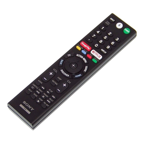 NEW OEM Sony Remote Control Originally Shipped With XBR43X800E, XBR-43X800E
