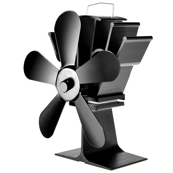 5 Blades Fuel Saving Stove Fan