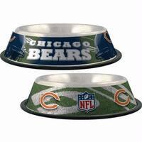 Chicago Bears Dog Bowl