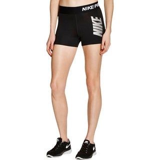 Nike Womens Athletic Shorts Spandex Athletic