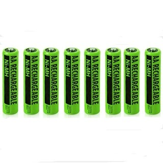 """""""Battery for Fuji AA (8-Pack) Replacement Battery"""""""