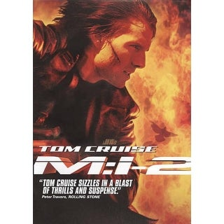 Mission: Impossible II - DVD