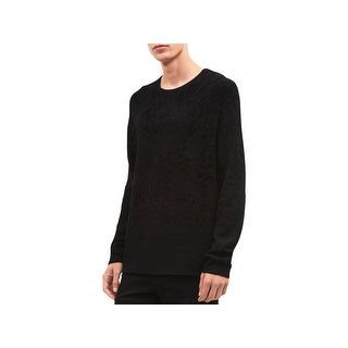 Calvin Klein Mens Pullover Sweater Marled Long Sleeves - 2Xl