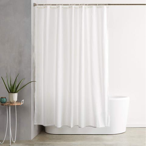 Thick Waterproof Mildew Sanitary Partition Curtain Shower Curtain