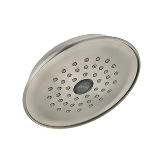 "Delta RP42578  2.5 GPM 5-7/8"" Wide Single Function Shower Head with Touch-Clean® Technology"