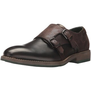 RW by Robert Wayne Men's Thane Monk-Strap Loafer