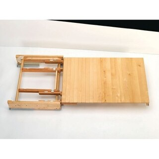 """Rev-A-Shelf 4TT-2133-1 22? Wide Drawer Mounted 31"""" Countertop Extension for Base 24? Cabinets"""
