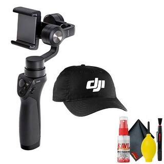 Link to DJI Osmo Mobile Gimbal Stabilizer - DJI Baseball Cap Black - Cleaning Similar Items in Digital Cameras