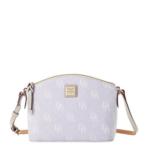 Dooney & Bourke Maxi Quilt Suki Crossbody Shoulder Bag