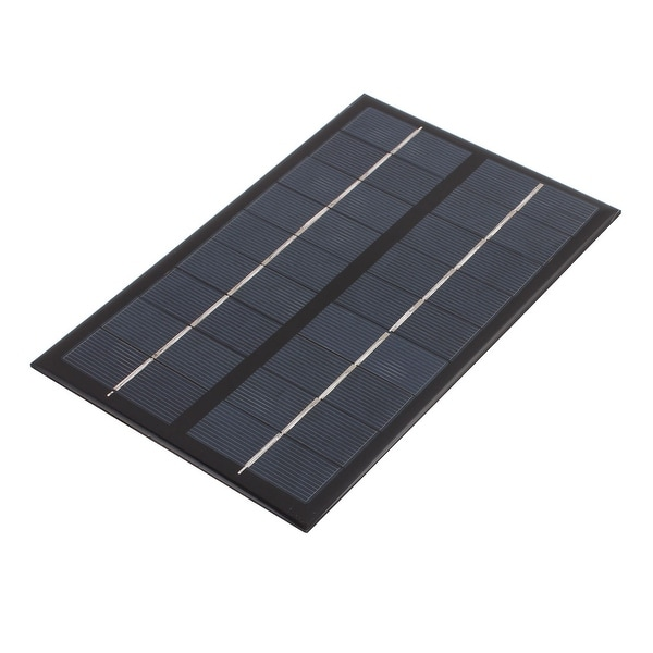 195mm x 125mm 3 Watts 9 Volts Polycrystalline Solar Cell Panel Module