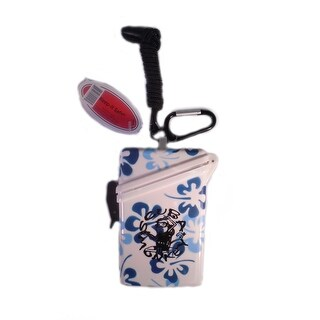 Witz Scuba Monkey Logo Keep It Safe Flower Dry Box