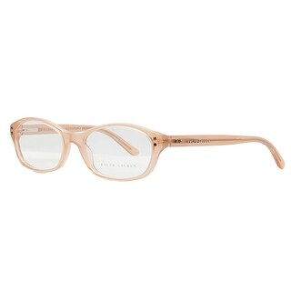 Ralph Lauren RL 6091 5333 Blush Plastic Womens Optical Frame - 51-16-135