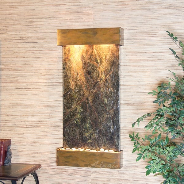 Whispering Creek Fountain - Rustic Copper - Choose Options