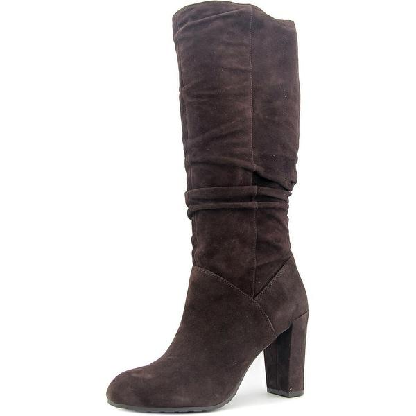 Nine West Shiryl Women Dk Brown Boots