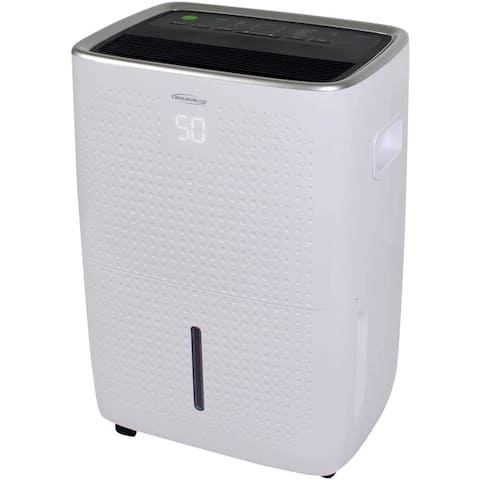 Soleus Air® 25-Pint Energy Star Rated Dehumidifier with Mirage Display and Tri-Pat Safety Technology