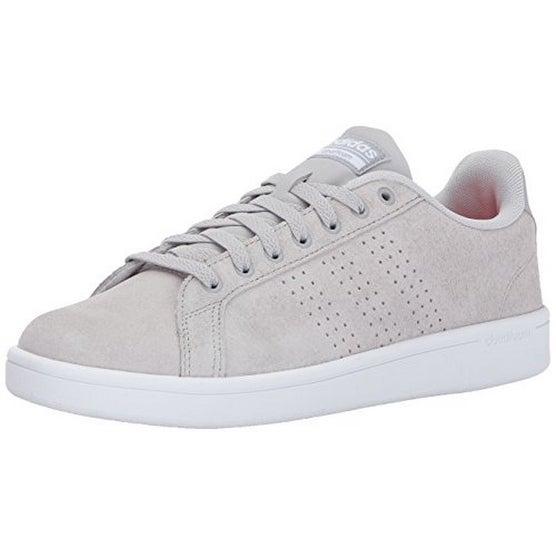 Adidas Mens Cloudfoam Advantage Cl, Grey Two/White