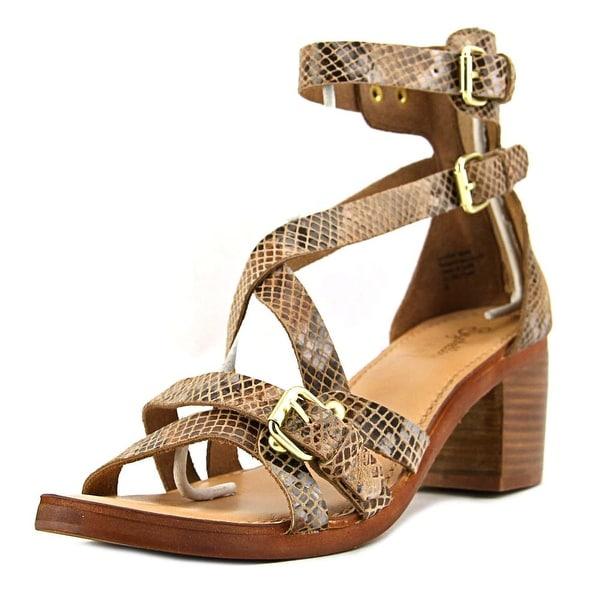 Seychelles Aquarius II Women Open Toe Leather Sandals