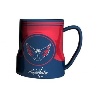 Washington Capitals Coffee Mug - 18oz Game Time