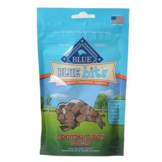 Blue Buffalo Blue Bits Training Treats - Tempting Turkey
