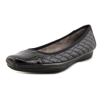 Naturalizer Velma   Square Toe Synthetic  Flats