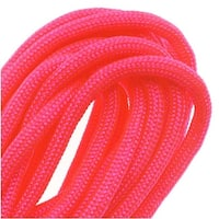 Paracord 550 / Nylon Parachute Cord 4mm - Neon Pink (16 Feet/4.8 Meters)