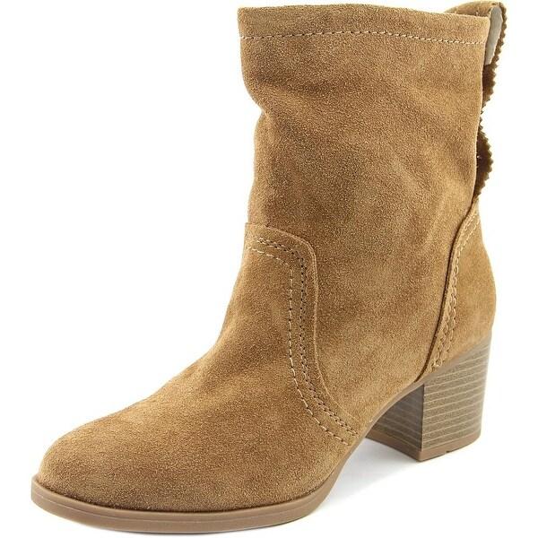 White Mountain Behari Women Chestnut Boots