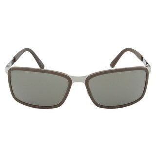 Porsche Design Design P8552 D Rectangular Sunglasses