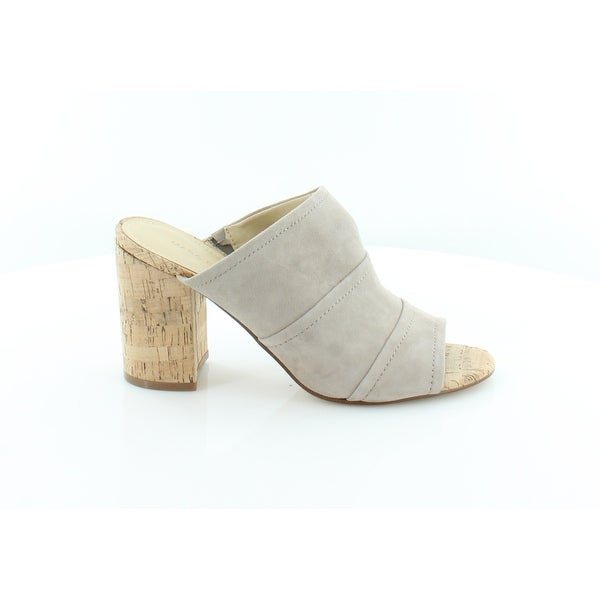 Marc Fisher Prenna Women's Sandals & Flip Flops Taupe - 8