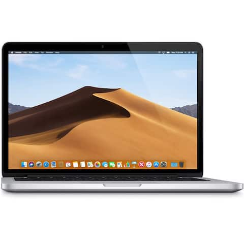 "13"" Apple MacBookPro Retina 2.5GHz Dual Core i5"