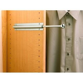 Rev-A-Shelf CVL-12 CVL Series 12 Inch Long Closet Valet Rods