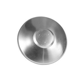 Fire Sense One Piece Heavy Duty Reflector Upgrade for Gas Patio Heaters 61437 - STAINLESS STEEL