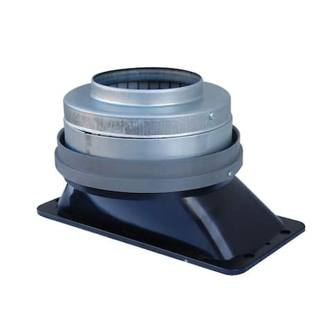 """Windster WS-62NCFMR 7"""" to 6"""" Tapered Duct CFM Reducer for Windster WS-62N Series Wall Mounted Range Hoods - N/A - N/A"""
