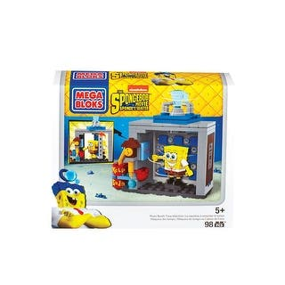 Mega Bloks SpongeBob Photo Booth Set|https://ak1.ostkcdn.com/images/products/is/images/direct/bebca7c56e6e452e7fcb190d579baf178921df92/Mega-Bloks-SpongeBob-Photo-Booth-Set.jpg?impolicy=medium