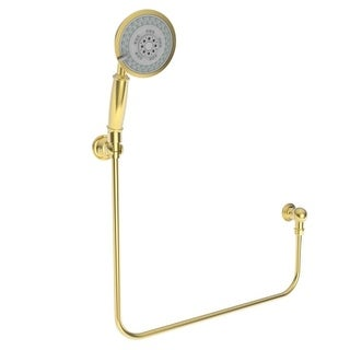 Newport Brass 280G Solid Brass Multi Function Wall Mount Hand Shower Kit (2 options available)