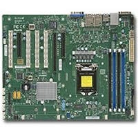 Supermicro Motherboard MBD-X11SSA-F-O Xeon E3-1200 v5 LGA1151 Socket H4 C236 PCI Express SATA ATX Retail