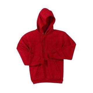 Port & Company Classic Pullover Hooded Sweatshirt