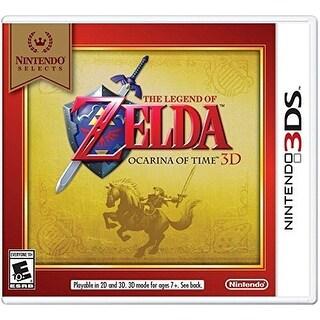 Legend of Zelda Ocarina of Time 3D - Nintendo 3DS (Refurbished)