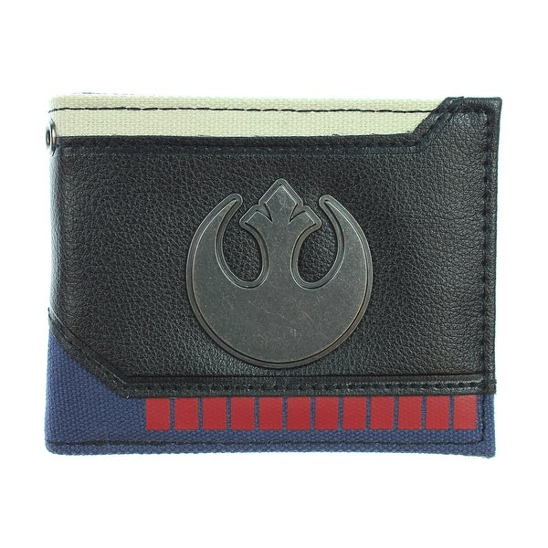 Star Wars - Han Solo Suit Up Bi-Fold Wallet 5 x 3in - One Size Fits most