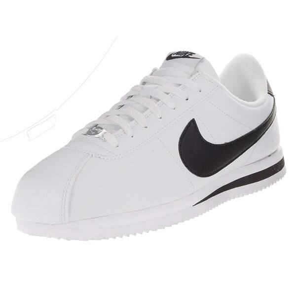 new product 8b1ed 0eadf Shop Nike Cortez Basic Leather - Free Shipping Today ...