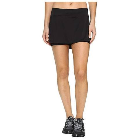 The North Face Women's Kick Up Dust Skirt TNF Black Sz: M
