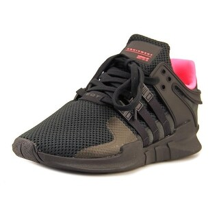 Adidas EQT Support Advance Men Round Toe Synthetic Black Sneakers